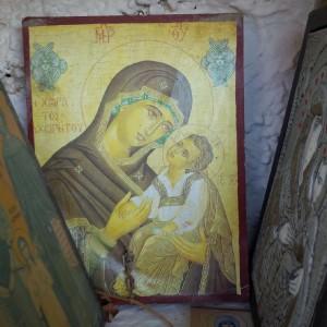 образ Матери Божией в Какабос
