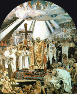 Крещение-Руси-князем-Владимиром